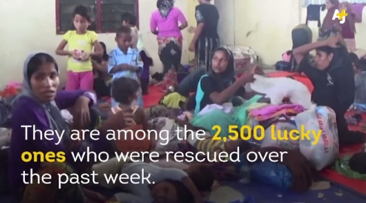 indonesian refugees