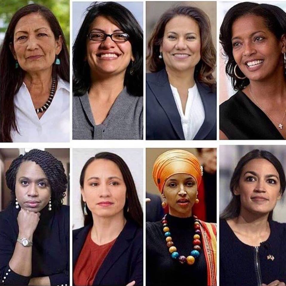 womenelected2018
